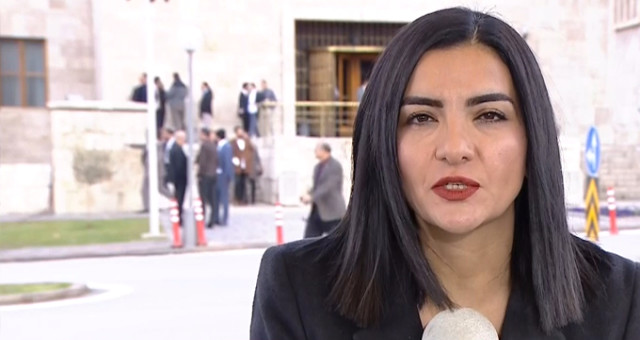Erdoğan'ın Açıklaması Beklenen AK Parti'nin Adayları Yanlışlıkla Ekrana Yansıtıldı