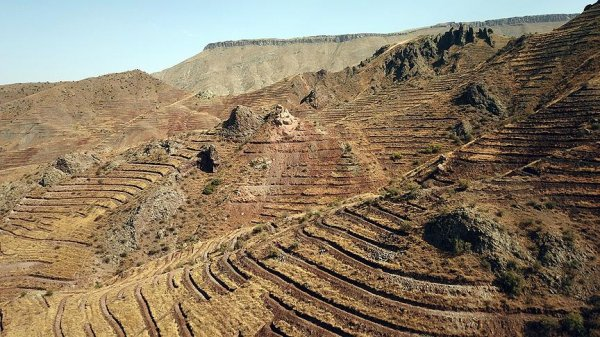 Erozyonla kaybedilen toprak miktarı azalıyor