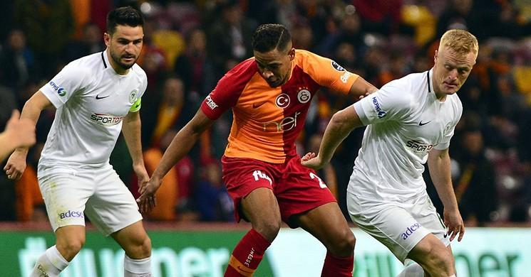 Galatasaray'ın Yıldızı Fernando'nun Afiyet Açıklandı!