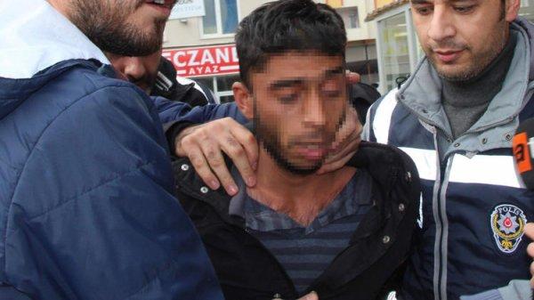 Gaziantep'te 15 yaşındaki kızı kaçıran kişi yakalandı