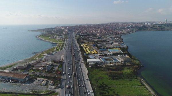 Kanal İstanbul projesinde çalışmalar sürüyor