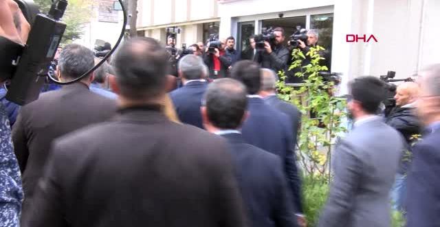 Kılıçdaroğlu'ndan Karamollaoğlu'na 'İttifak' Ziyareti – Aktüel Görüntüler