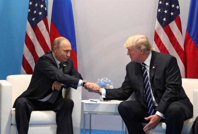 Kremlin: 'Kerç Boğazı'nda Yaşananlar Putin-Trump Görüşmesini Etkilemedi'