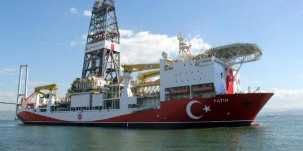 Mersin 'de sığ deniz sondajı başlıyor