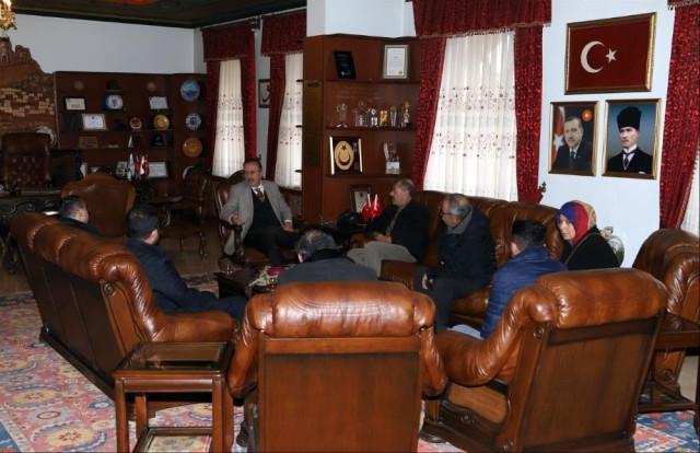 Nevşehir Belediyesi'nde Ahali Günü Uygulaması Sürüyor
