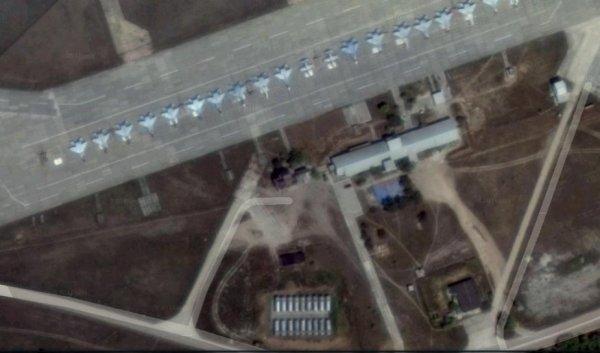Rusya, Kırım 'a askeri havalimanı inşa etti