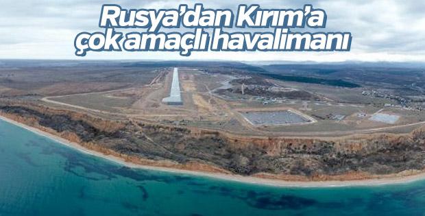 Rusya, Kırım 'a askeri havalimanı yapı etti