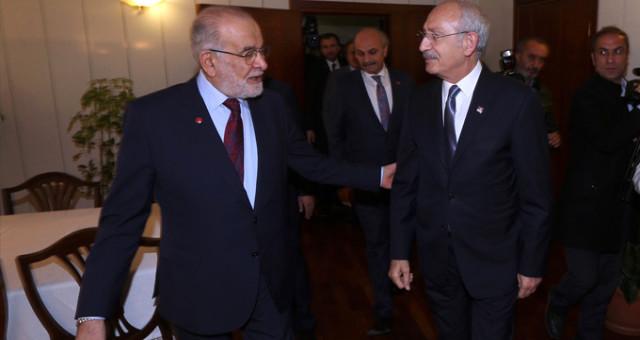 Son Dakika! Kılıçdaroğlu-Karamollaoğlu Görüşmesinden İttifak Çıkmadı