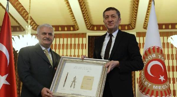 TBMM Başkanı Şimşek, 81 İlden Gelen Öğretmenleri Kabul Etti