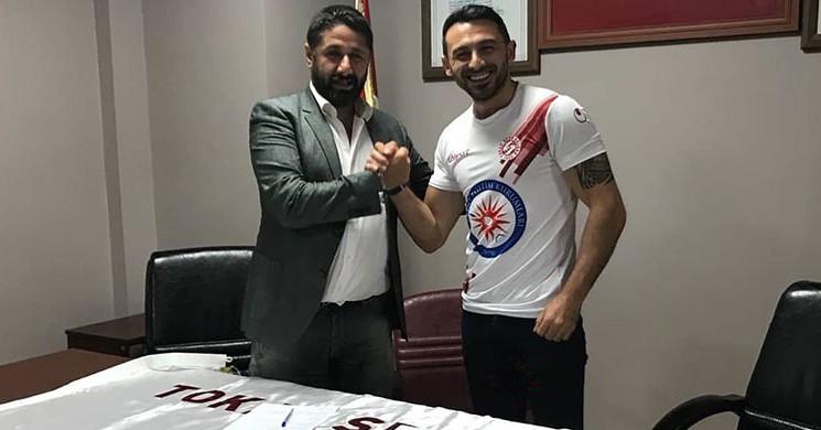 Tokatspor, Ahmet Dursun 'la Yollarını Ayırdı!