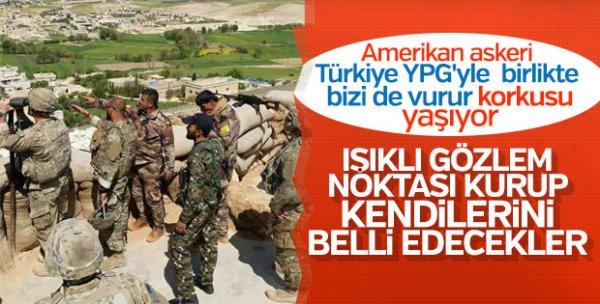 Türkiye'den ABD'ye Suriye'de gözlem noktası uyarısı