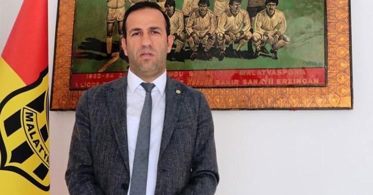 Yeni Malatyaspor Başkanı Adaletli Gevrek 'cilt VAR İsyanı!