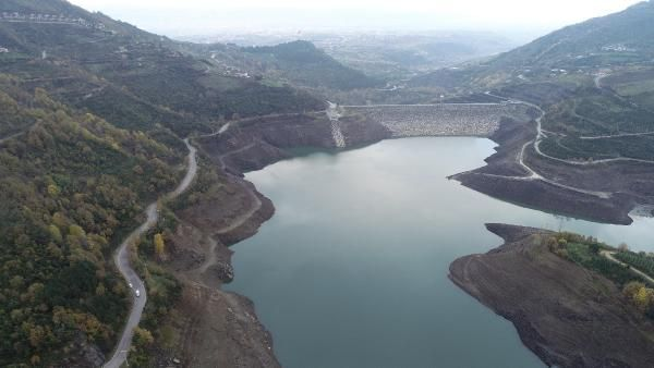 Yuvacık Barajı'nda bir aylık su kaldı