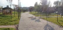 Zara'da 'Millet Bahçesi' Açıldı