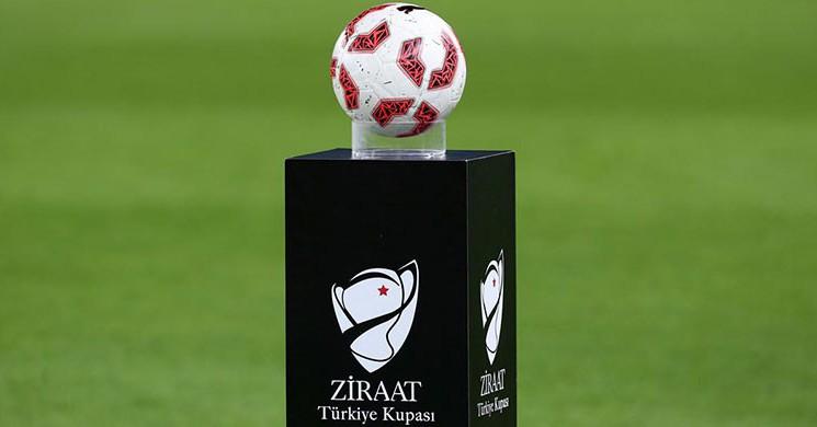 Ziraat Türkiye Kupası 'nda Kura Heyecanı!