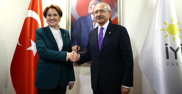 Ankara, Yapılan Iş Birliği Sonucunda CHP'ye Bırakıldı