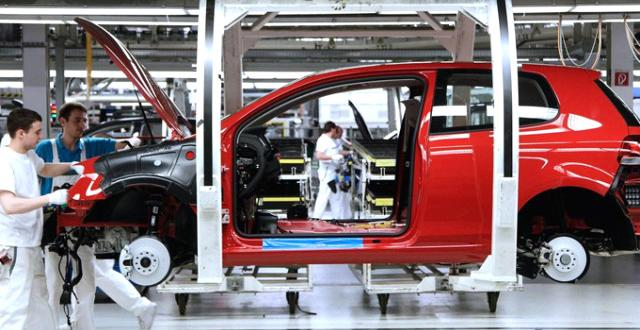Araba Devi Volkswagen Türkiye'de Fabrika Kuracak! 5 Bin Kişiye İstihdam Sağlanacak