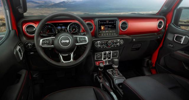 Arazi Canavarı Yeni Jeep Gladiator Görücüye Çıktı