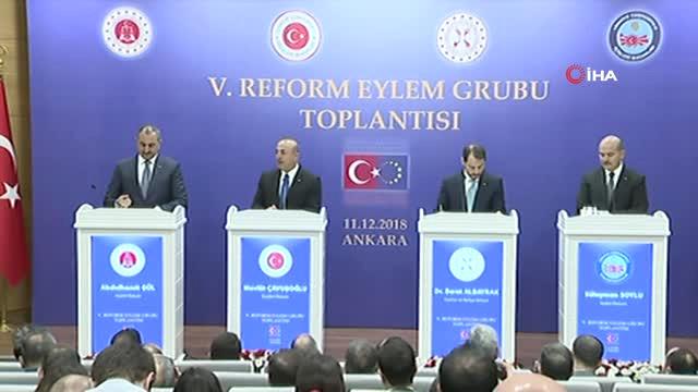 Bakan Çavuşoğlu: 'İdeolojilere Kurban Edilmiş Bir Meclis Var'