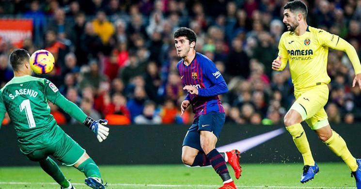 Barcelona, Camp Nou 'da Dar Kazandı!