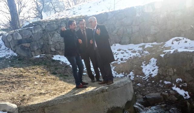 Belediye Başkan Namzet Adayı Muzaffer Karakuş Açıklaması