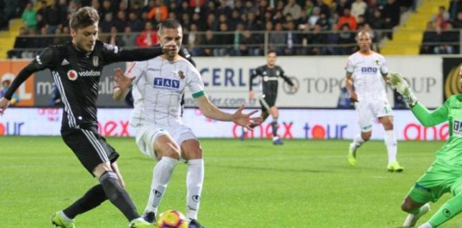 Beşiktaş – Aytemiz Alanyaspor Maç Sonucu: 0-0