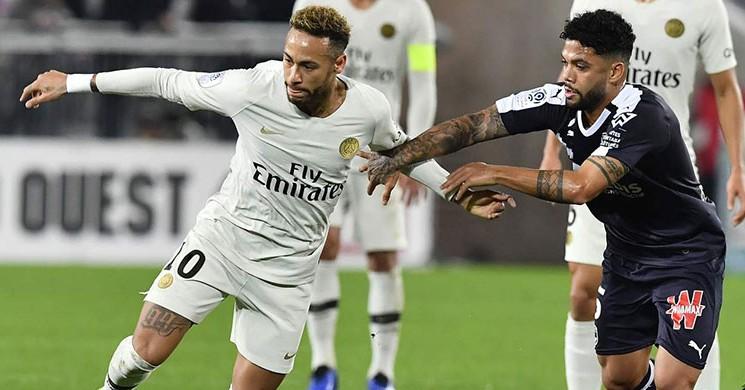Bordeaux, PSG 'ye Dur Dedi!