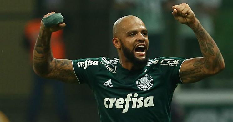 Brezilya 'da Yılın En İyi Orta Sahası Felipe Melo!