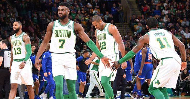 Celtics, Knicks 'i Dar Geçti!