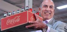 Coca-Cola'da Muhtar Şehir Halkı, Bayrağı James Quincey'e Devrediyor