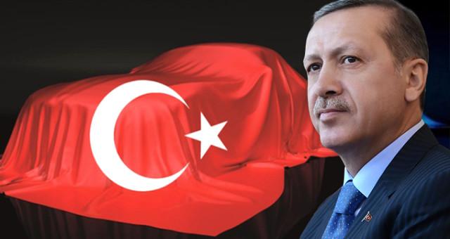 Cumhurbaşkanı Erdoğan'a Sunumu Yapılan Yerli Otomobil Bütün Anekdot Aldı
