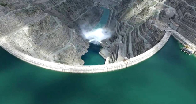 Deriner Barajı'ndan Ekonomiye 850 Milyar Dolarlık Katkı