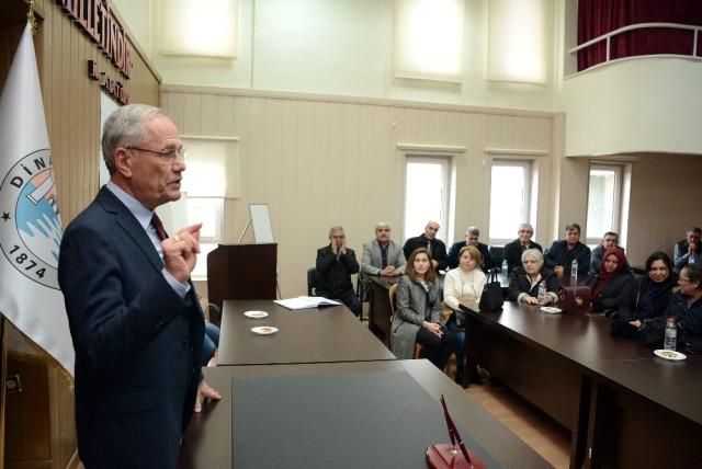 Dinar Belediye Başkanı Acar, İyi Parti'den Adaylığını Açıkladı