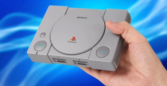 Efsane Model PlayStation Classic 24 Yıl Daha Sonra Türkiye'ye Geri Döndü! İşte Fiyatı