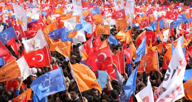 Erdoğan: Yerel Tercih Kampanyasında Manzara ve Şamata Kirliliği Üretmeyen Kampanya Yürüteceğiz