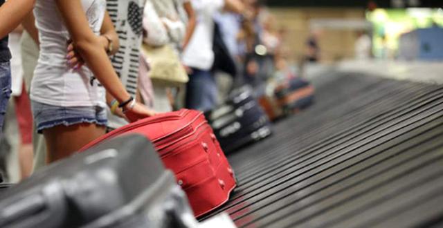 Esenboğa Havalimanı'nda Sensor Kullanarak Gezgin Bagajlarından Hırsızlık Yaptılar