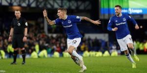Everton 1 Puanı 90+6 'da Kurtardı!