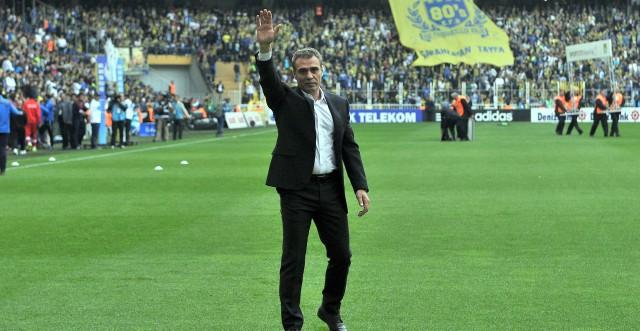 Fenerbahçe Ersun Yanal İle Anlaştı