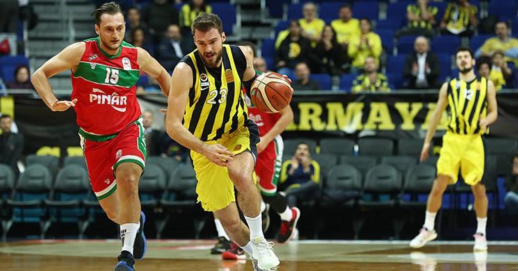 Fenerbahçe Seriyi Devam Ettirdi!