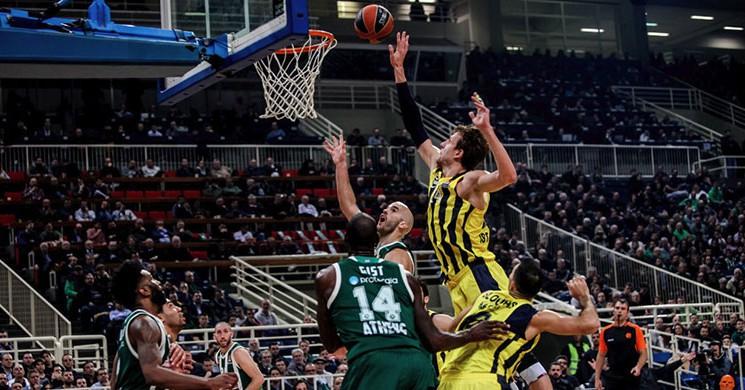 Fenerbahçe, Seriyi Yunanistan 'da da Sürdürdü!