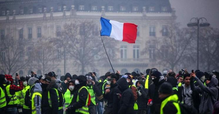 Fransa Ligue 1 'e Protesto Engeli!