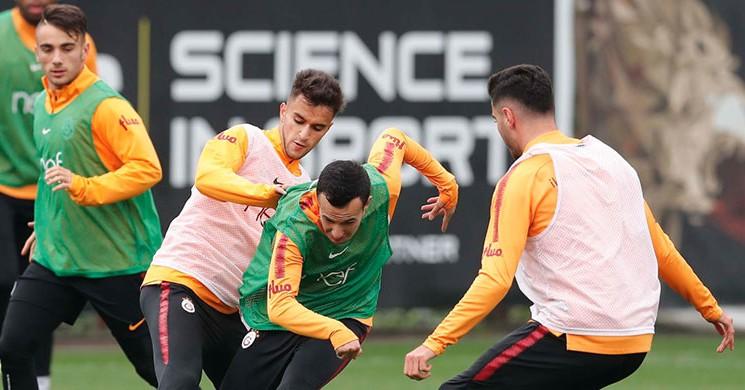 Galatasaray, Keçiörengücü Maçına Gençlerle Çıkacak!