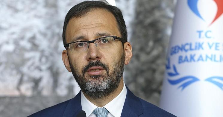 Gençlik ve Spor Bakanı Kasapoğlu 12 Dev Adam 'ı Kutladı!