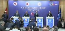 Hak Bakanı Gül: 'Reform Sürecini Canlandırma Yönündeki Dikkatimizi Katılım Süreci İlişkili…
