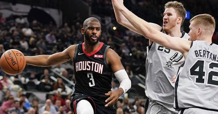 Houston Rockets Dört Maç Sonra Şampiyon!