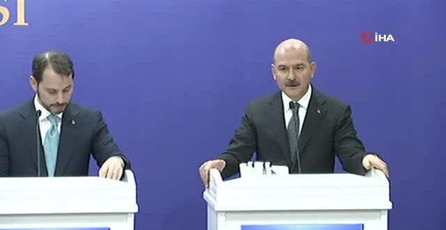 İçişleri Bakanı Soylu: 'Europol ile Operasyonel İşbirliği Ülkemiz Açısından Önemli, Avrupa İçin…