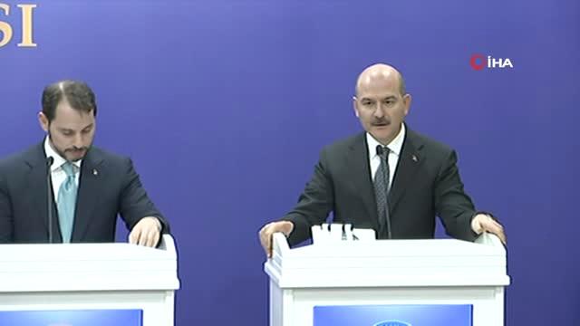 İçişleri Bakanı Soylu: 'Europol ile Operasyonel İşbirliği Ülkemiz Açısından Önemli, Avrupa İçin...