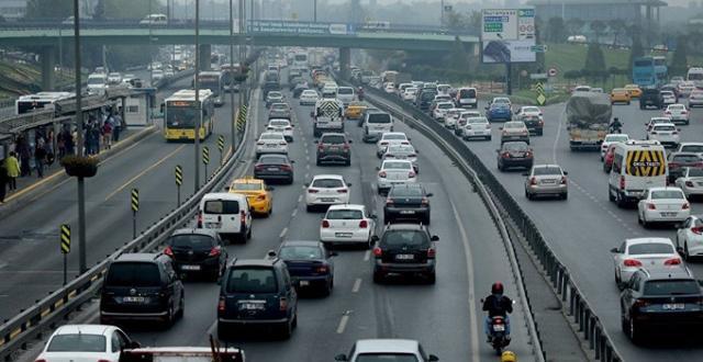 İstanbul, Trafiği En Yoğun Olan Avrupa Kentleri Sıralamasında Birincil 5'te