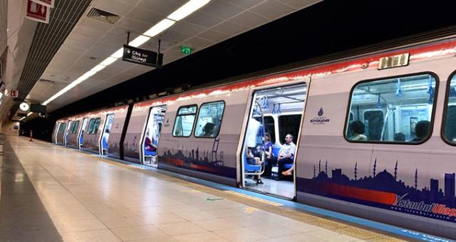 İstanbul'un Sürücüsüz Metrosu Yerli Yazılıma Itimat