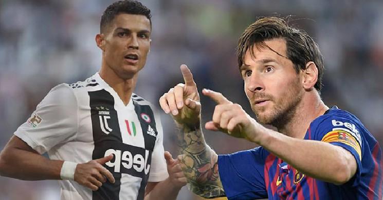 Juventus 'un Portekizli Yıldızı Cristiano Ronaldo 'dan, Lionel Messi 'ye Çağrı